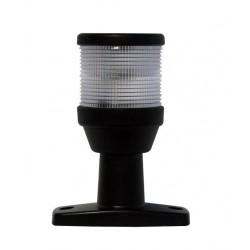 Hella 2010 Ankerlicht 360° Wit - 2NM - 12V Lamp - Vast - 102mm - Zwart
