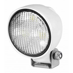 Hella Module 70 IV LED Worklight - Flood beam - Neutral white - 9-33V - 2.100LM - 21W - White