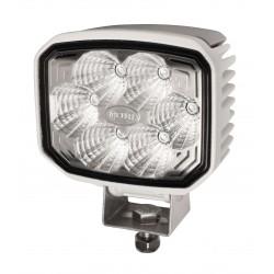 Hella Powerbeam 1000 LED Worklight - Flood beam - Neutral white - 9-33V - 900LM - 18W - White