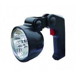 Hella Module 70 IV LED Search light - Flood beam - Neutral white - 9-33V - 2.500LM - 21W - Black