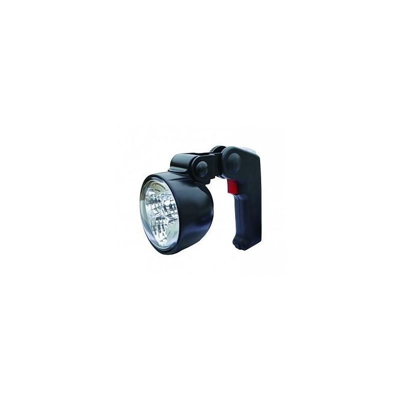 Hella Module 70 IV LED Flood Zoeklicht - Neutraal wit - 9-33V - 2.500LM - 21W - Zwart