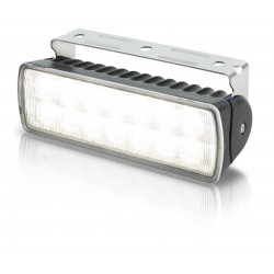 Hella Sea Hawk XLR LED Worklight - Flood beam - Dayligth white - 9-33V - 1.300LM - 18W - Black