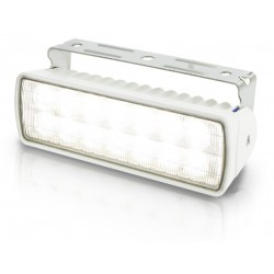 Hella Sea Hawk XLR LED Worklight - Flood beam - Dayligth white - 9-33V - 1.300LM - 18W - White
