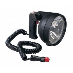 Hella 8502 Halogen Search light - Hand held - 24V - 70W - Black