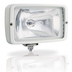 Hella 7118 Halogen Worklight - Flood beam - Diffuse lens - 12V - 55W - Icewhite