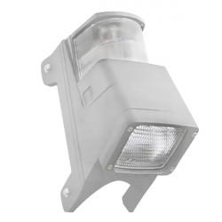 Hella 8504 Halogen Mast Deck und Navigatielamp Breitstrahlend - Diffus Linse - 12V - 55 und 10W - Weiß