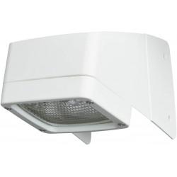 Hella 8503 Halogen Mast Deckscheinwerfer Breitstrahlend - Diffus Linse - 12V - 55W - Weiß