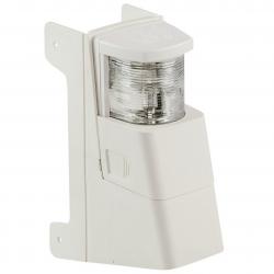 Hella 8505 Halogen Mast Deck und Navigatielamp Breitstrahlend - Diffus Linse - 12V - 20 und 10W - Weiß