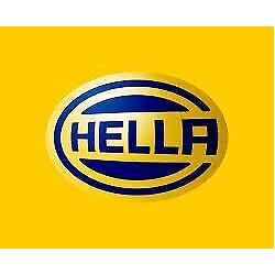 Hella 8506 Halogen Deck Floodlight - Diffuse lens - 12V - 20W - White - Schakelaar