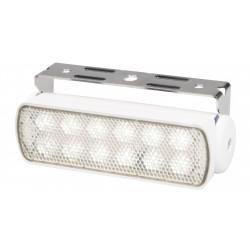 Hella Sea Hawk LED Spot werklamp - Daglicht wit - 9-33V - 200LM - 3W - Wit