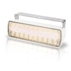 Hella Sea Hawk XL LED Worklight - Flood beam - Dual color (White-Warm white) - 9-33V - 680LM - 12W - White